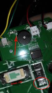 cracking an electronic safe a raspberry pi the resistor in question