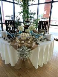 desk endearing rustic table settings burlap and lace wedding decorations shabby chic als 38 rustic table