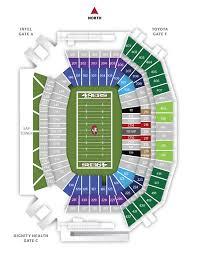 Sun Life Stadium Virtual Seating Chart Logical Sun Life Stadium Seating Chart Concert Hard Rock