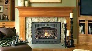 convert gas fireplace to wood burning convert fireplace to gas converting gas fireplace to wood stove