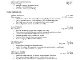 Format For Professional Resume Resume Templates No Work Experience