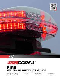 Code 3 Fire Lights Code 3 Fire Ems Catalog C3fire15 Manualzz Com