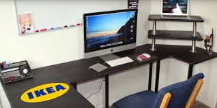 Office ikea Storage Makeuseof Practical Ikea Hacks For Your Office Workstation