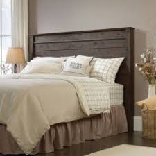 Dorel Linen Headboard with Nailhead Trim