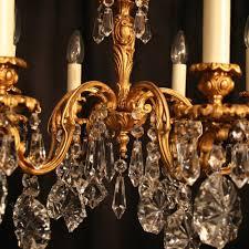 top 50 hunky dory an italian light bronze anti antique chandeliers antiques atlas chandelier lighting
