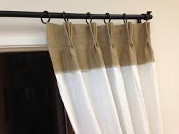 coffee tables how to hang pinch pleat curtains with clip rings 4 curtain hooks pinch pleat