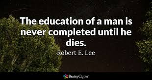 Robert E Lee Quotes