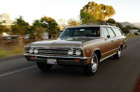 1967 Chevrolet Chevelle Concours Station Wagon Maintenance ...