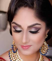 most popluar and new look bridal wedding makeup 2016