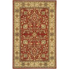 chandra adonia red green gold brown 5 ft x 8 ft