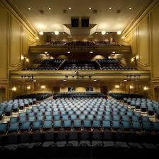 Carolina Theater Seating Chart Fitzgerald Theater Capacity Fitzgerald Theater Tickets And