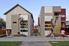 Beacon Hill Modern Green Homes