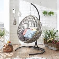 hanging chairs for bedrooms. Shiko Hanging Chair With Stand Chairs For Bedrooms S