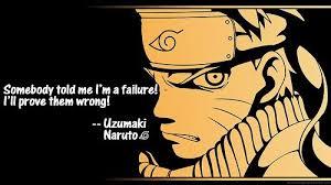 Favorite Naruto Quotes Wiki Anime Amino Adorable Naruto Motivational Quotes