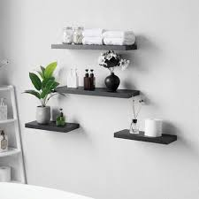 3 floating shelves high gloss lacquered