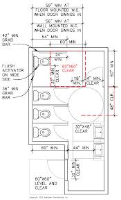 california ada bathroom requirements. Ada Door Swing Of Bathroom California Compliance | Ashdown Architecture, Inc. Page Requirements