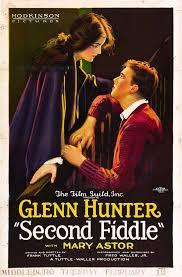 Second Fiddle (1923 film) - Wikipedia