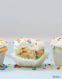 Birthday Cupcakes With White Wine Buttercream Purewow