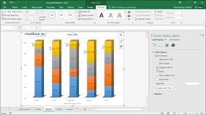 format data labels in excel instructions a picture of the format data labels