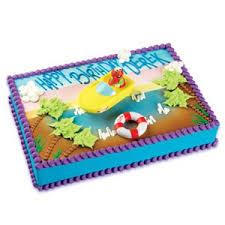 Amazoncom Sesame Street Elmo Boating Cake Decorating Kit Kitchen