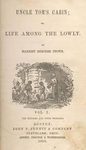 genres of southern literature southern spaces title page of uncle tom s cabin john p jewett and company
