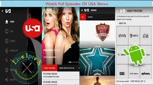 USA Network APK For Watch full Episodes Of Your Favorite USA shows On  Android https://youtu.be/FCYlMNzWF… | Free online tv channels, Live tv  streaming, Streaming tv