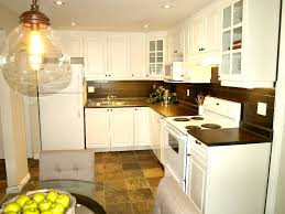 White Country Style Kitchen Cabinets In Singapore
