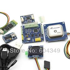 aliexpress com buy mwc multiwii se v2 6 control board w gps nav aeproduct