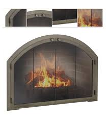 arched glass fireplace doors. Arched Fireplace Doors Glass