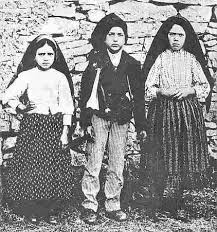 Image result for photos of the people who saw our lady of fatima