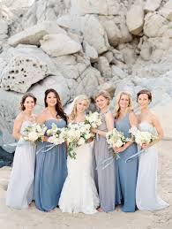 destination wedding bridesmaids dresses. cabo san lucas destination wedding at pueblo bonito sunset beach - planned by meggie francisco. unique bridesmaid dressesmix match bridesmaids dresses d