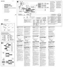 sony car stereo wiring harness diagram best sony xplod stereo wiring Sony Xplod 50Wx4 Wiring-Diagram at Sony Stereo Wire Harness Diagram