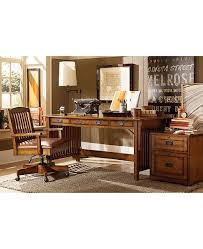 office furniture collection. Give Your Home Office A Studious New Look. The Sedona Collection Presents Beautiful Oak Veneers In Medium Brown Finish That Is Slightly Distressed For Furniture L