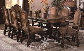 beautiful dining room furniture. Alluring Large Dining Room Sets 16 Wood Table Of Well New Furniture Formal Piece Renae Innovative Beautiful W