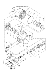 45 yamaha kodiak 400 parts diagram dzmm inside wiring