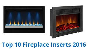 10 best fireplace inserts 2016