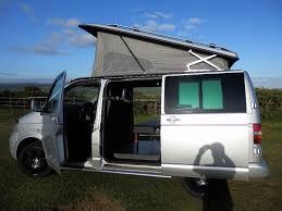 vw t5 t32 rear barn doors version 2006 2 5 tdi camper day van
