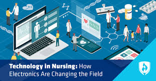 Charting Programs For Nursing Technology In Nursing How Electronics Are Changing The