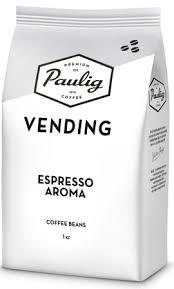 """Купить <b>Кофе</b> в зернах <b>Paulig Vending Espresso</b> """"Aroma"""" 1000 г за ..."""