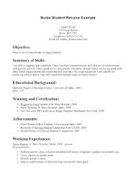 No Experience Resume Example Sample Resume Veterinary Assistant ...