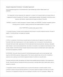 Subcontractor Agreement Format 15 Free Subcontractor Agreement Templates Word Pdf Doc Formats