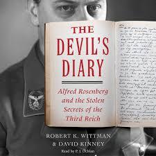 Devils Diary Robert K Wittman Downloadable Audio File