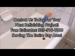 bathtub refinishing san francisco california 925 516 7900