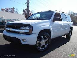 2005 Summit White Chevrolet TrailBlazer EXT LT 4x4 #1671698 ...