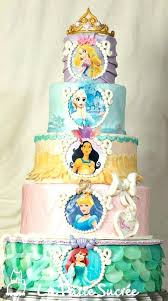 Pictures Of Princess Cakes Princess Cakes Images Of Disney Princess