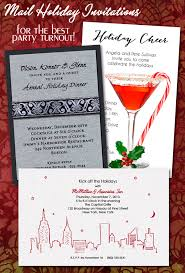 Company Christmas Party Invitations Corporate Christmas Party