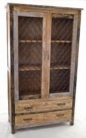 cuba mindi reclaimed wood shelving unit