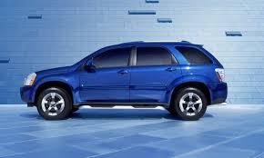 2007 Chevrolet Equinox Review - Top Speed