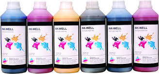 These chips are available through the printer software installed on the computer, which enables users to monitor the printer's ink usage. 6 Color Ink Well Inks For Epson L1800 Packaging Type Bottle Rs 700 Kilogram Id 8955740112