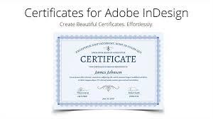 Buy Certificate Templates For Adobe Indesign Microsoft Store En Ge